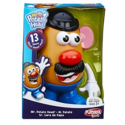 Mr. Potato Head Señor cara de papa