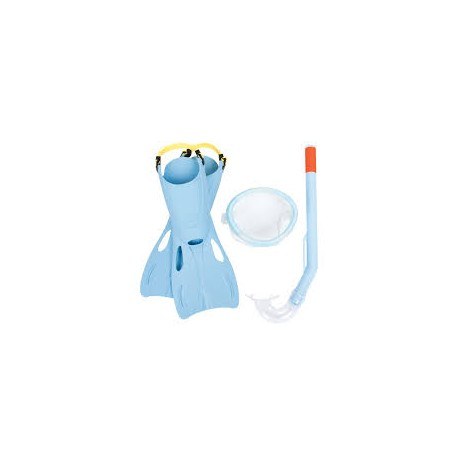 Flapper Snorkel Set 25018
