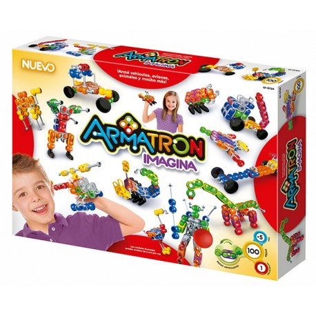 Armatron Imagina 50 piezas 0764