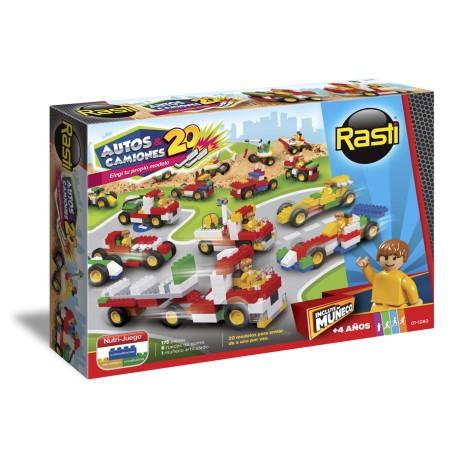 Rasti Autos y Camiones 20 modelos 1080