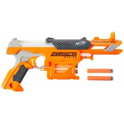 Nerf Pistola N-strike Elite Falconfire Accustrike C048A