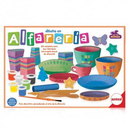 Diseño en Alfareria Antex 0040