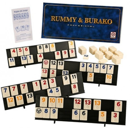 Rummy Burako Profesional 1061