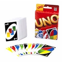 Uno Juego de cartas Mattel