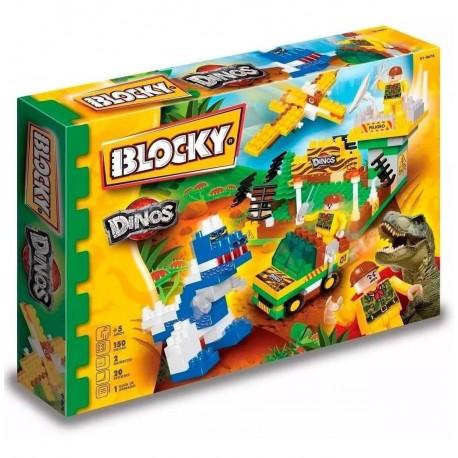 Blocky Dinos 65 piezas 01-0677