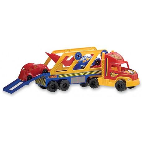 Camión transporte con dos autos Duravit 214