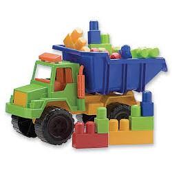 Camión mediano con blocks Duravit 225