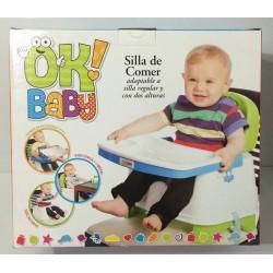 Ok Baby Silla de Comer OKBB0020