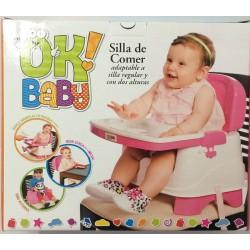Ok Baby Silla de comer OKBB0019