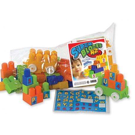 Bloques super blocks 42 piezas Duravit