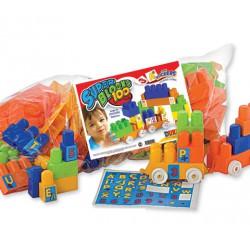 Bloques super blocks 100 piezas Duravit