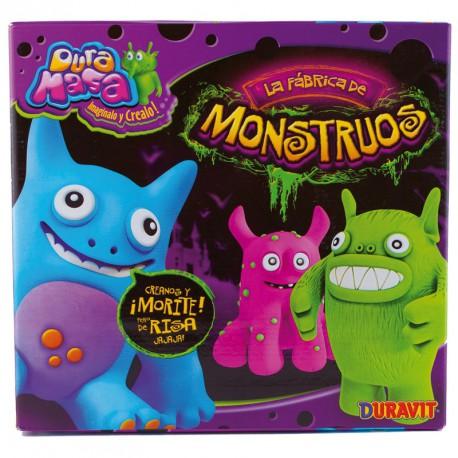 Masa La fábrica de monstruos Duravit