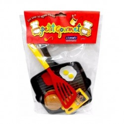 Bifera con accesorios Petit Gourmet