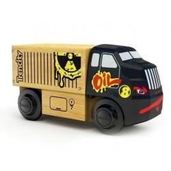 Trencity Camión Oil